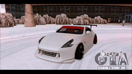 Nissan 370z Drift Edition para GTA San Andreas