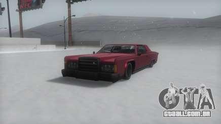 Remington Winter IVF para GTA San Andreas