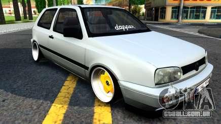 Volkswagen Golf 3 Low para GTA San Andreas