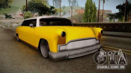 Custom Cab para GTA San Andreas