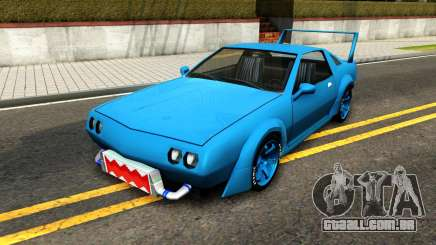 New Buffalo Custom para GTA San Andreas