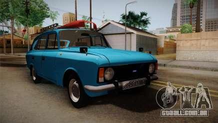 IZH 21251 para GTA San Andreas
