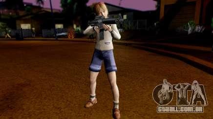 Resident Evil ORC - Sherry Birkin (YoungKid) para GTA San Andreas