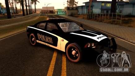 2014 Dodge Charger Cleveland TN Police para GTA San Andreas