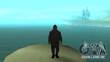 Winter Gangster para GTA San Andreas