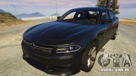 Dodge Charger 2016 para GTA 5