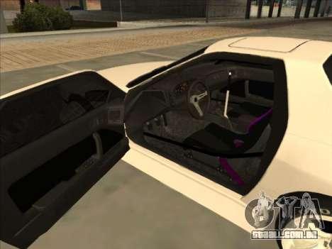 Mazda RX-7 DRIFT JDM para GTA San Andreas