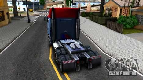 Hauler GTA SA Style para GTA San Andreas