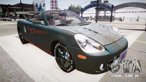 Toyota MRS2 para GTA 4