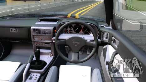 Mazda RX-7 FC3S para GTA San Andreas