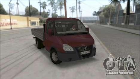 Gazela De Negócios 3302 para GTA San Andreas