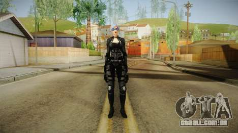 The Amazing Spider-Man 2 Game - Black Cat para GTA San Andreas