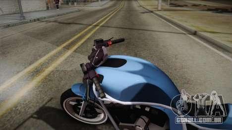 GTA 5 Shitzu Defiler para GTA San Andreas