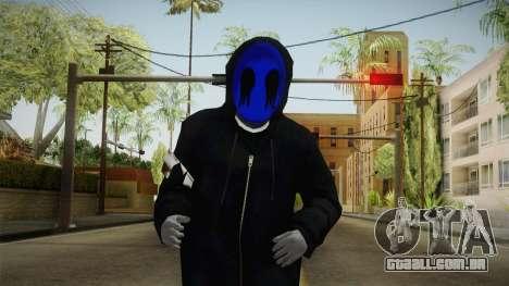 Eyeless Jack Skin para GTA San Andreas