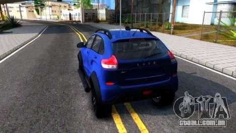 Lada XRay v.2 para GTA San Andreas