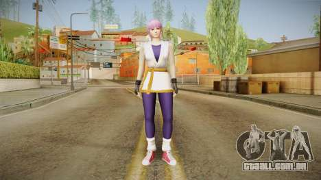 Dead Or Alive 5 - Ayane KOF DLC Costume para GTA San Andreas