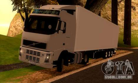 VOLVO FH 12 440 v1 para GTA San Andreas