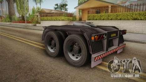 Double Trailer Timber Brasil v3 para GTA San Andreas