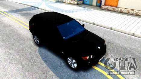"""BMW X5 From """"Bumer 2"""" para GTA San Andreas"""