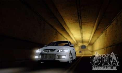 Mazda 6 MPS para GTA San Andreas
