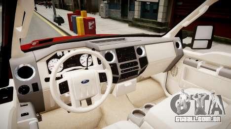 Ford F350 Lifted v1.0 para GTA 4