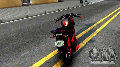 Empire Keeway Arsen 2 para GTA San Andreas