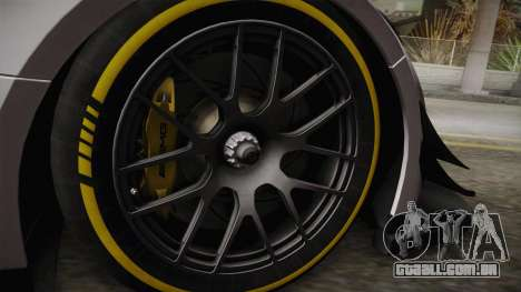 Mercedes-Benz AMG GT3 2016 PJ2 para GTA San Andreas