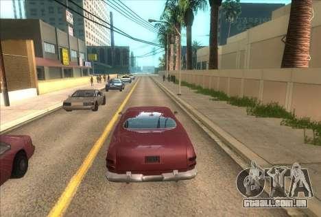 ENBSeries v0.074 for Low PC para GTA San Andreas