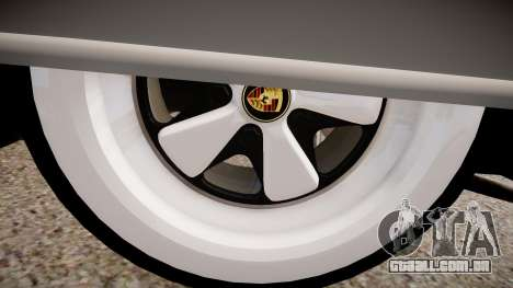 Volkswagen Kombi Tipo 2 Rod Cabine Simples para GTA 4