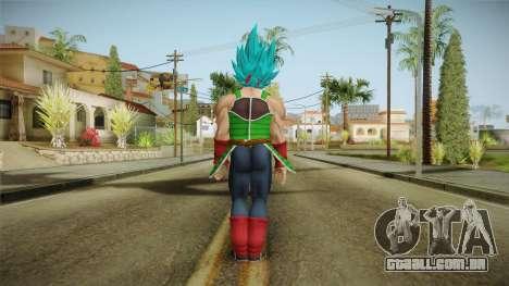 Dragon Ball Xenoverse - Bardock SSGSS para GTA San Andreas