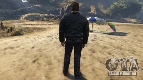 Arnold Terminator 2 Judgment Day para GTA 5