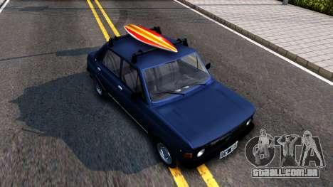 Zastava 1100 ARG para GTA San Andreas