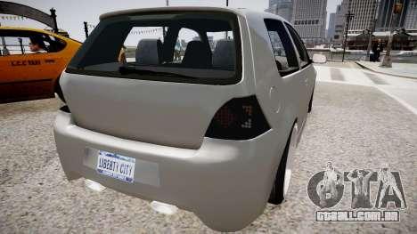 Volkswagen Golf EA v.2 para GTA 4