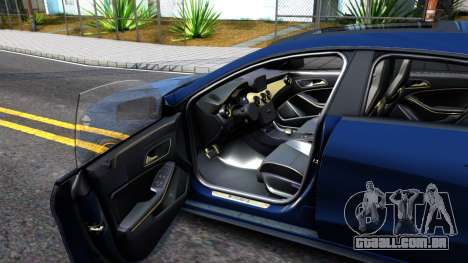 Mercedes-Benz CLA 45 AMG Shooting Brakes Boss para GTA San Andreas