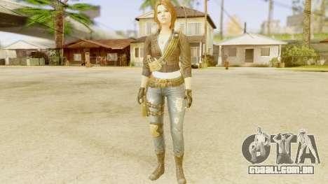 Sudden Attack 2 - Scarlet Jacket para GTA San Andreas