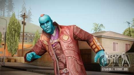 Marvel Future Fight - Yondu para GTA San Andreas