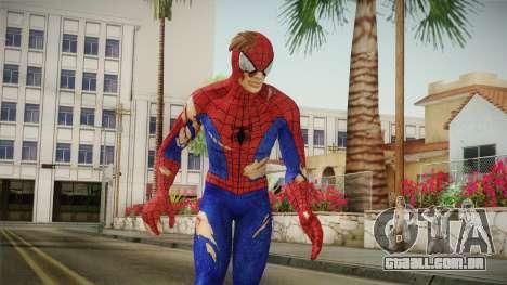 Marvel Heroes - Spider-Man Damaged para GTA San Andreas
