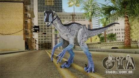 Primal Carnage Velociraptor Hypothermic para GTA San Andreas