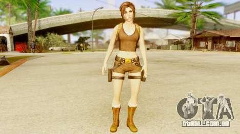 Rise of the Tomb Raider - Lara Underworld para GTA San Andreas