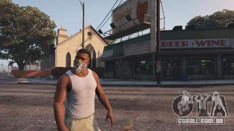 Watch Dogs 2 Accessory para GTA 5