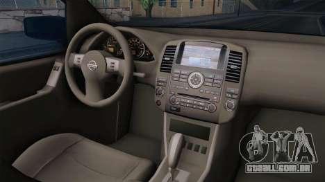 Nissan Pathfinder para GTA San Andreas
