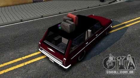 LOW Peren With Lagguage para GTA San Andreas