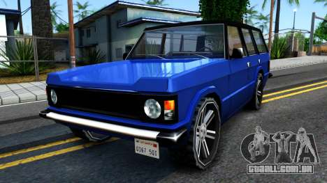 Huntley AcademeG para GTA San Andreas