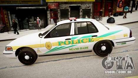 Crown Victoria Police Interceptor para GTA 4