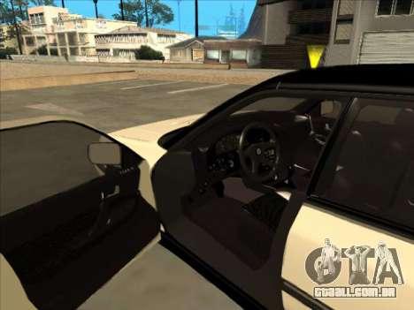 Subaru Legacy DRIFT JDM 1989 para GTA San Andreas