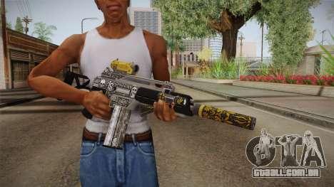 GTA 5 Special Carbine P v1 para GTA San Andreas