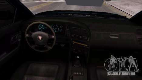 GTA V Intruder 2x para GTA 4