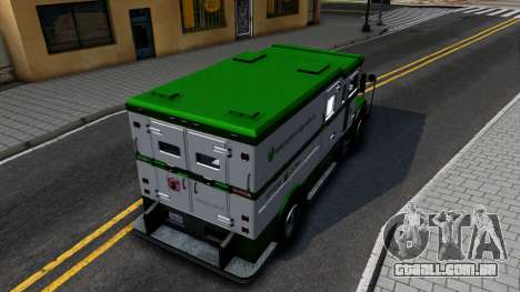 AVPGameProtect Security Car para GTA San Andreas