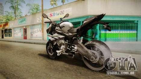 BMW S1000R 2015 para GTA San Andreas