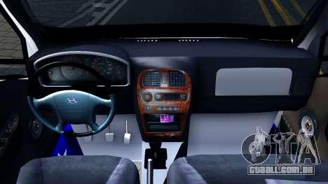Hyundai H100 para GTA San Andreas